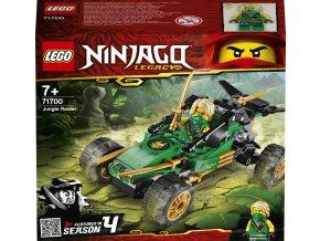 LEGO 71700 Ninjago Bugina do džungle