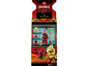LEGO 71714 Ninjago Kaiův avatar - arkádový automat