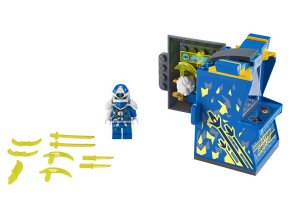 LEGO 71715 Ninjago Jayův avatar - arkádový automat