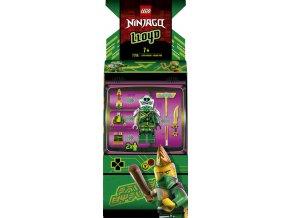 LEGO 71716 Ninjago Lloydův avatar - arkádový automat