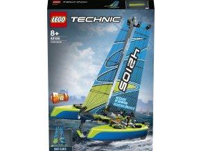 Lego 42105 Technic Katamarán