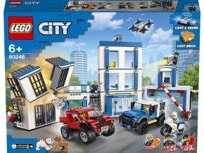 Lego 60246 City Policejní stanice