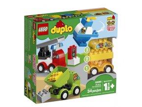 LEGO 10886 Duplo Moje první vozidla