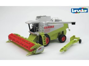 Zelený KOMBAJN CLAAS LEXION 480 značky Bruder - BR 02120