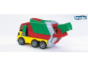 BRUDER 20002 Roadmax-AUTO popelář
