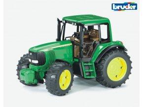 Zelený TRAKTOR JOHN DEERE 6920 značky Bruder - BR 02050