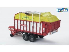 Sběrací vůz na seno POTTINGER Jumbo 6600 značky Bruder - BR 02214