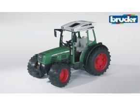 BRUDER 2100 Zelený TRAKTOR FENDT 209 S značky