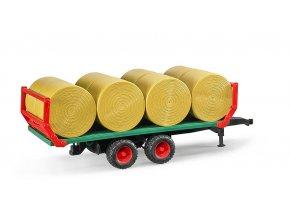 Přepravník na balíky značky Bruder - BR 02220