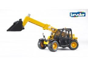Žlutý MANIPULÁTOR CAT značky Bruder - BR 02141