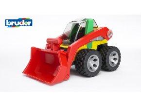 Roadmax-Mininakladač značky Bruder - BR 20060