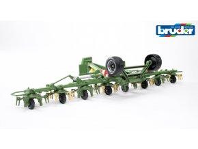 Obraceč sena KRONE KWT 8.82 značky Bruder - BR 02224