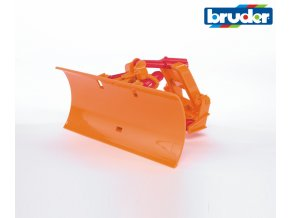 BRUDER 2581 Čelní radlice shrnovací