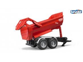 Sklápěcí vůz KRAMPE Tandem značky Bruder - BR 02225