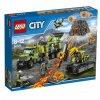 LEGO 60124 City Sopečná základna průzkumníků