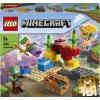 LEGO 21164 Minecraft Korálový útes