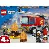 LEGO 60280 City Hasičské auto s žebříkem