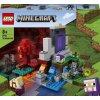 LEGO 21172 Minecraft Zničený portál