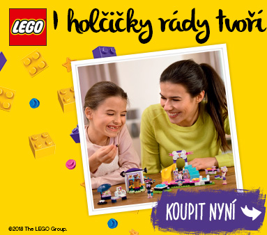 LEGO Novinky Friends
