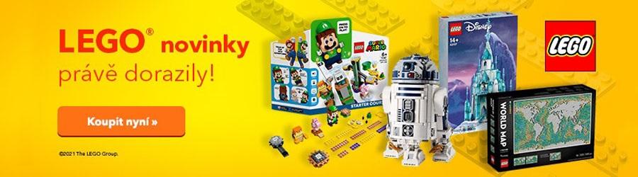 LEGO Novinky 2021