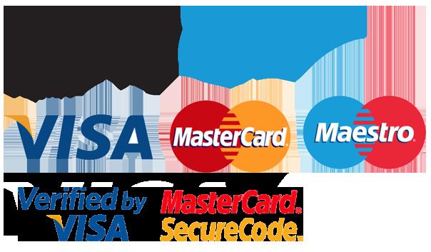 Platby kartou online