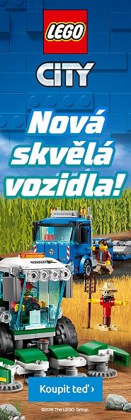 LEGO Nová skvělá vozidla