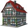 puzzle Hrazdeny dum 3D Ravensburger 2