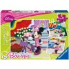 puzzle Krasna Minnie 3 x 49d Ravensburger 1