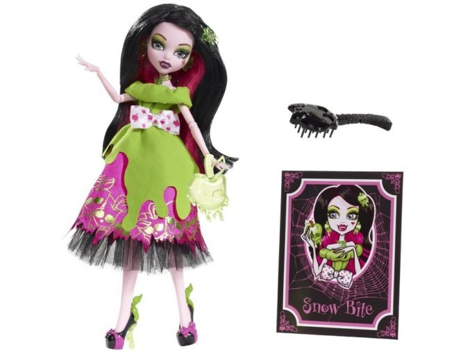 Monster High Pohadkova priserka Draculaura 3