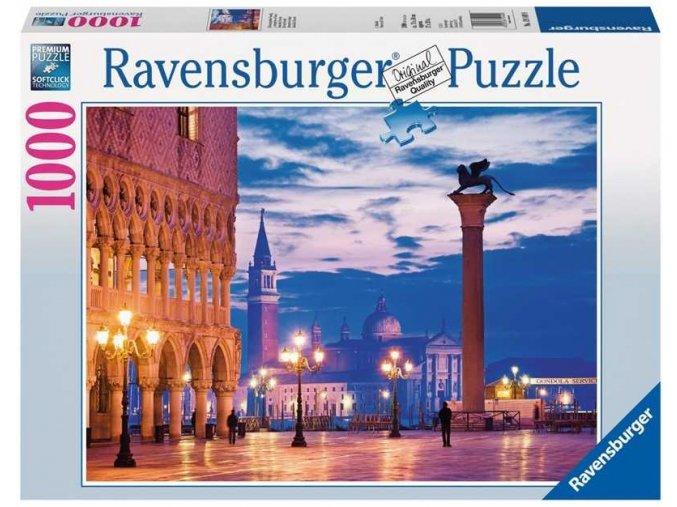 puzzle Benatky 1000p Ravensburger 1