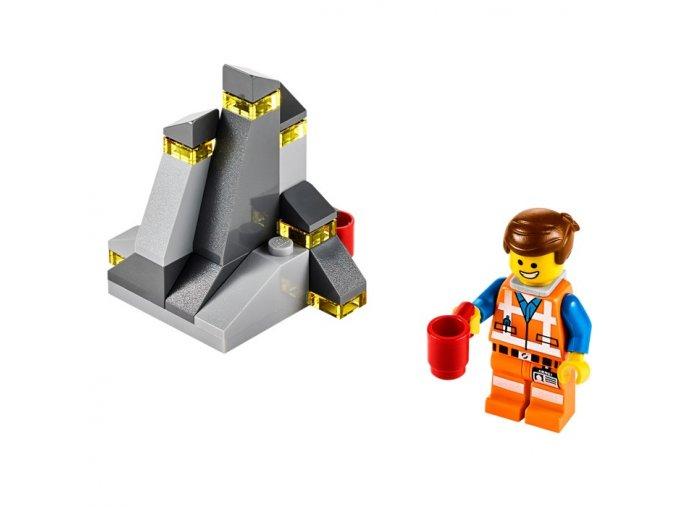 LEGO MOVIE 30280 Kousek odporu The Piece Of Resistance