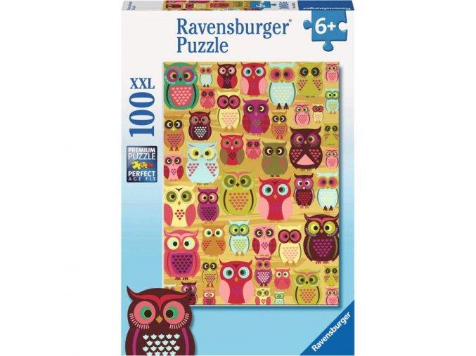 puzzle Sovy XXL 100d, Ravensburger