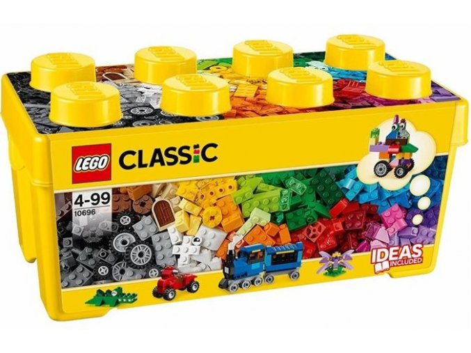 LEGO Classic 10696 Stredni kreativni box 1