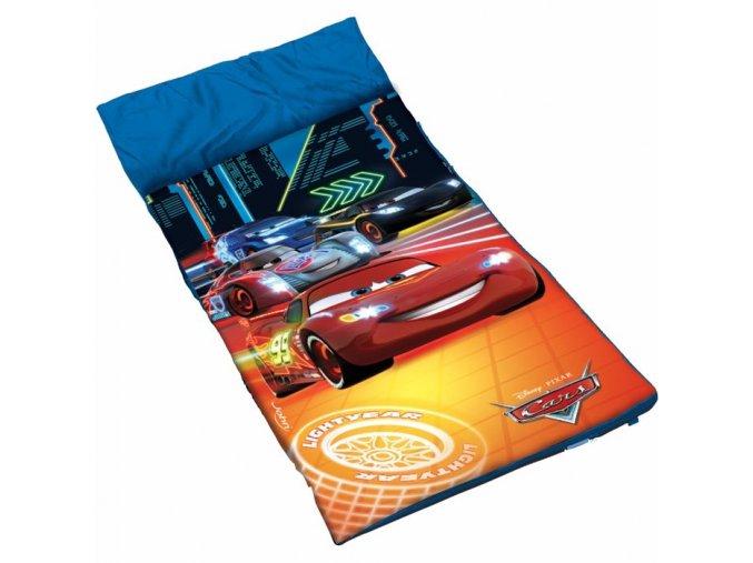 John Dětský spací pytel Cars Neon