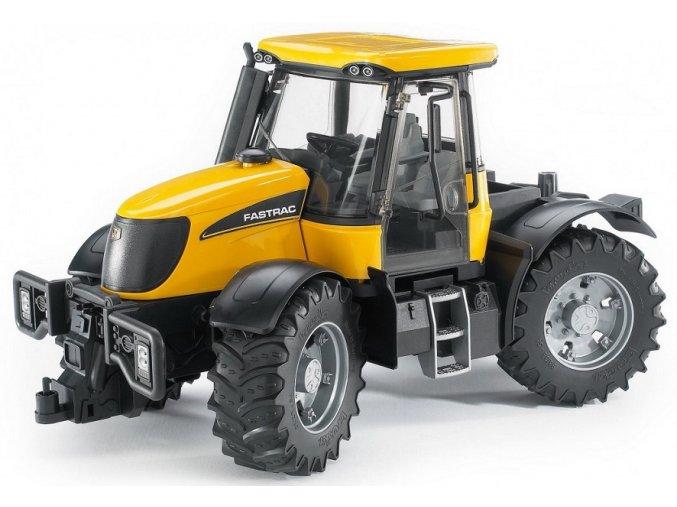 BRUDER 3030 Traktor JCB Fastrac 3220