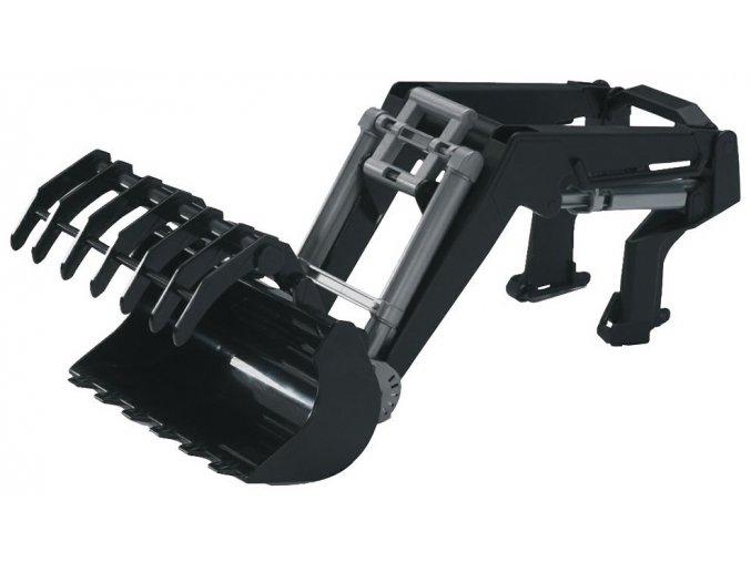 BRUDER 3333 Čelní nakladač pro traktory řady 3000