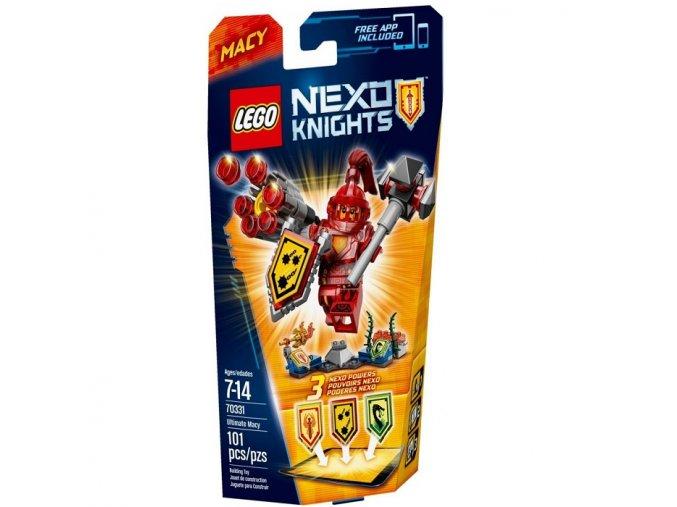LEGO Nexo Knights 70331 Úžasná Macy