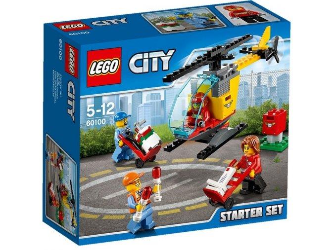 LEGO City 60100 Letiste Startovaci sada