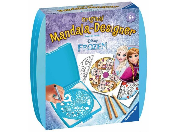 Mini Mandala Disney Frozen, Ravensburger