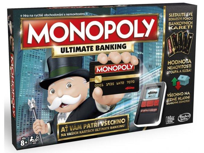 Monopoly E-banking CZ