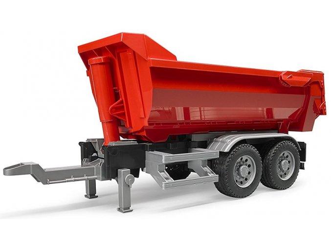BRUDER 3923 Přívěs sklápěcí pro nákladní auta