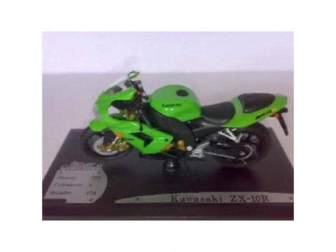 Kawasaki ZX-10R 1:18, Solido