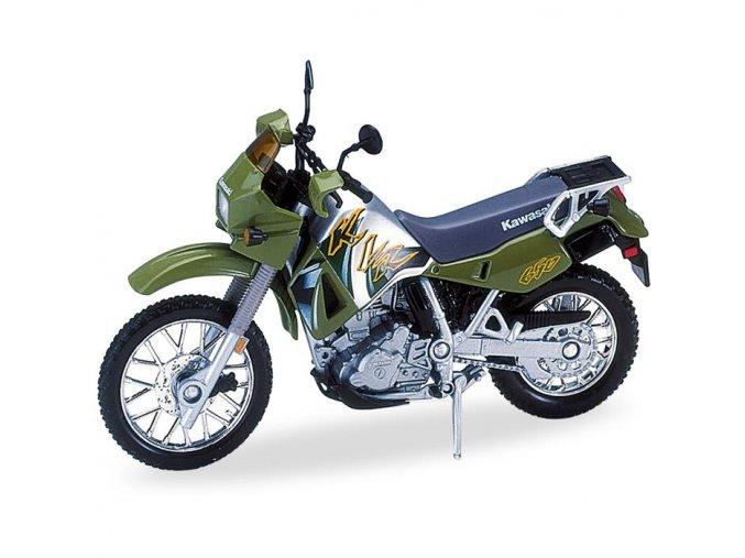 Kawasaki KLR 650 1:18, Welly