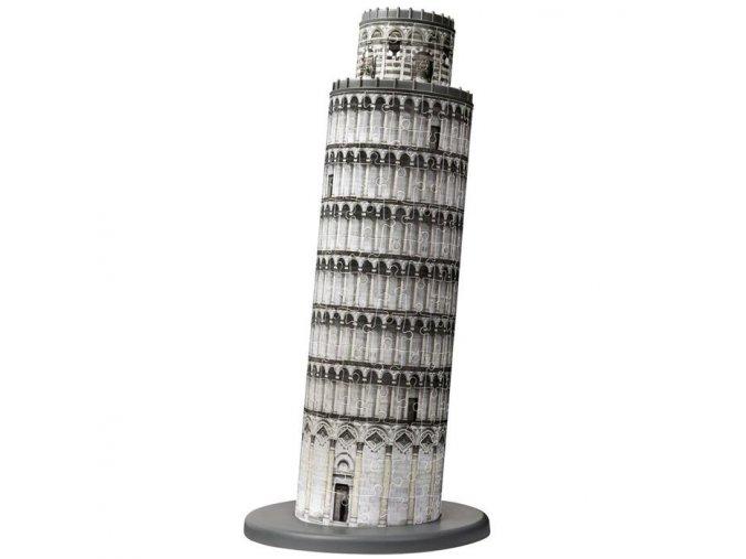 3D puzzle Šikmá věž v Pise 216 dílků Ravensburger