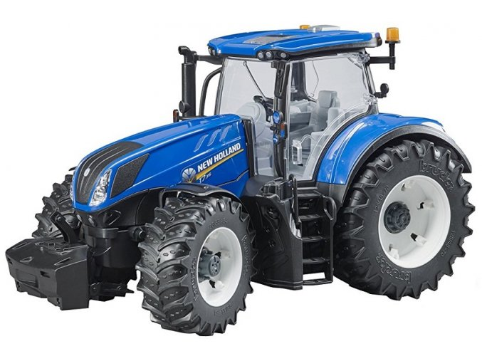 BRUDER 3120 Traktor New Holland T7.315v