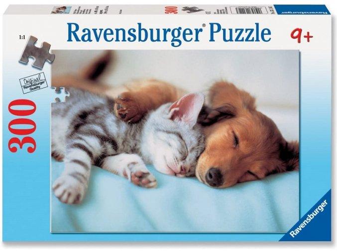 puzzle Sladké sny 300d, Ravensburger