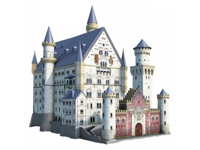 Ravensburger 3D puzzle Zámek Neuschwanstein 216 dílků