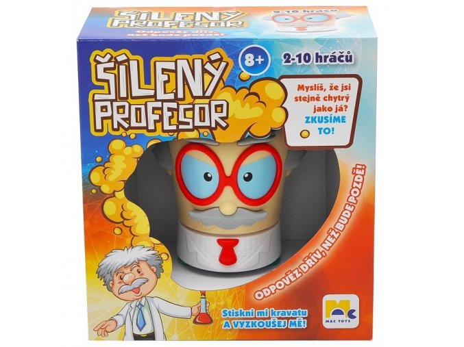Mac Toys Sileny profesor
