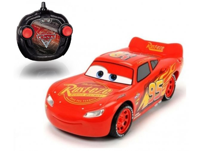 RC Cars 3 Blesk McQueen 1 24 4