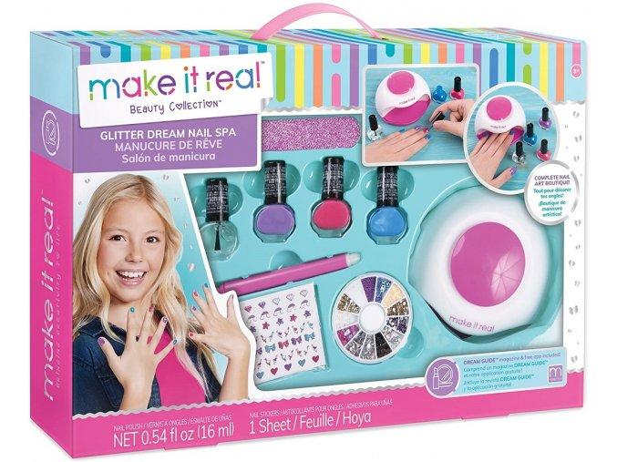 Make It Real Nehtové studio